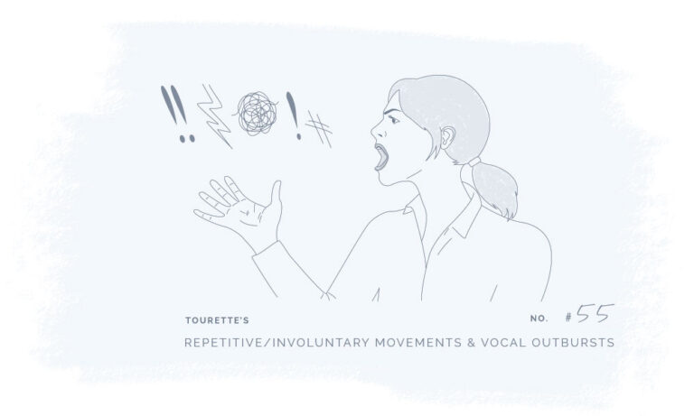 tourette-syndrome-illustration